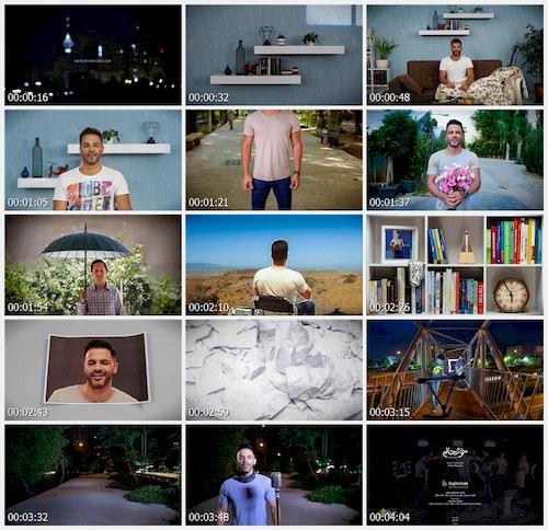 دانلود موزیک ویدیو سیروان خسروی به نام خوشحالم