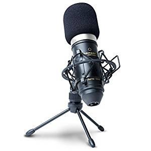 لرزه گیر میکروفون