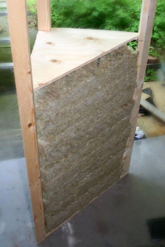 آموزش تصویری ساخت بیس ترپ Bass traps در منزل